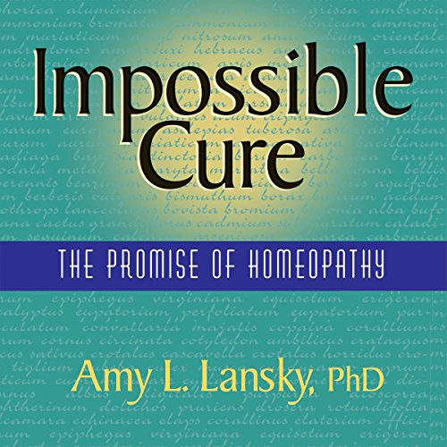 Impossible Cure audiobook cover art