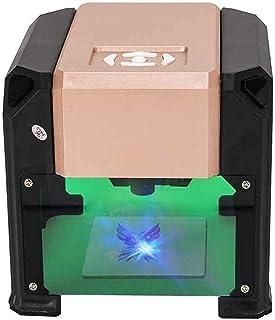 RSBCSHI Machine de Gravure au Laser 3000mW Machine Haute Vitesse USB CNC Imprimante Laser graveur pour Bricolage Sculpture...