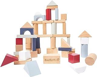EverEarth Lifestyle Building Blocks 50 Pieces