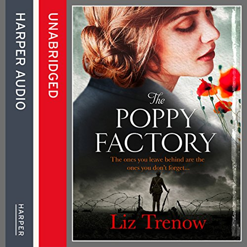The Poppy Factory audiobook cover art