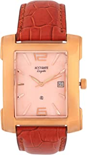 Accurate Watch For Men- Analog - AMQ1366LRG