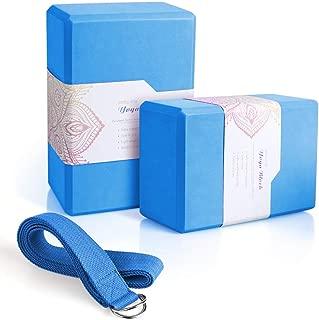 Arltb Yoga Blocks 2 Pack Cork Yoga Brick 9