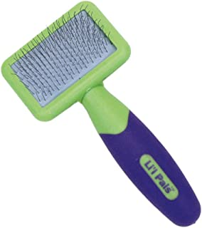 LI'L PALS Kitten Slicker Brush with Coated Tips, Cat Brush, Cat Brush for Shedding, Cat Hair Brush, Cat Grooming Brush, Cat Brush for Long Hair, Cat Brushes for Grooming, Pet Brush - W6204