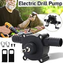 Mini perceuse /électrique portable grande pompe /à d/ébit La pompe est livr/ée en standard avec deux connecteurs pour mandrins de forage. Pompe de forage