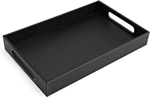 Luxspire Valet Tray with Handles, 15