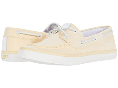 Sperry Sailor Boat Chambray (Yellow) Women