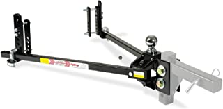 Equal-i-zer 4-point Sway Control Hitch, 90-00-0601, 6,000 Lbs Trailer Weight Rating, 600 Lbs Tongue Weight Rating, Weight Distribution Kit DOES NOT Include Hitch Shank, Ball NOT Included