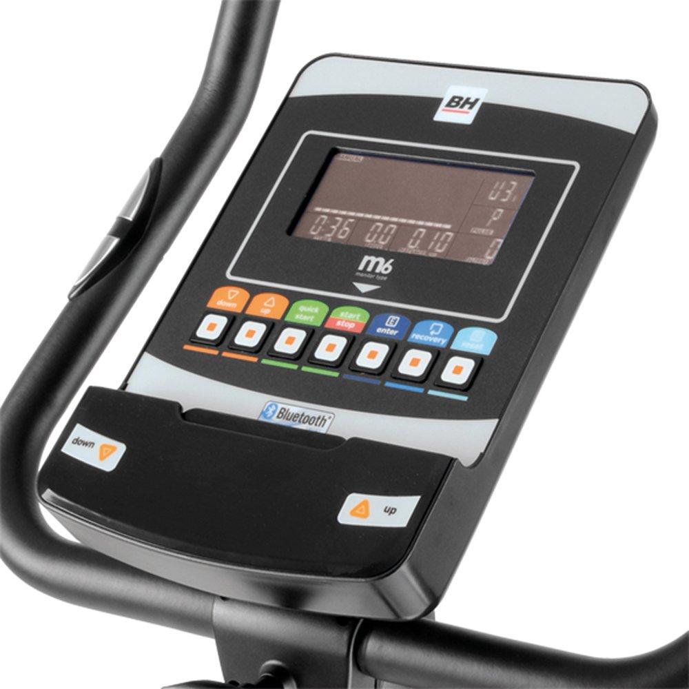 PROACTION Polaris Dual - Bicicleta estática (silenciosa, hasta 130 kg, Programa de Pulso por vatios): Amazon.es: Deportes y aire libre