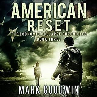 American Reset audiobook cover art