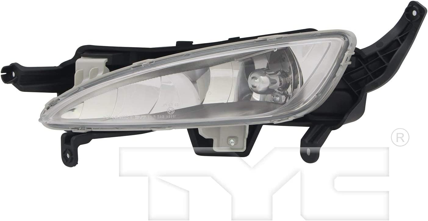 TYC 19-12026-00-9 Kia Optima Lamp Fog A surprise price is realized Replacement Max 80% OFF Left