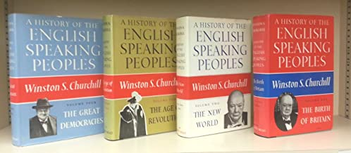 A History of the English Speaking Peoples: 4 Volume Set
