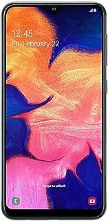 "Samsung Galaxy A10 32GB A105G/DS LTE Unlocked GSM 6.2"" HD+ Smartphone - International Version, No Warranty (Blue)"