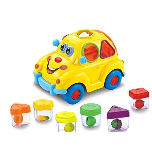 EastSun Toy For 1 Year Olds Baby Cars HL 516