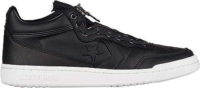 Amazon.com | Converse Fastbreak Mid Zip | Fashion Sneakers