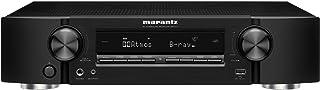 Marantz NR1711 8K Slim 7.2 Channel Ultra HD AV Receiver (2020 Model) – Wi-Fi, Bluetooth, HEOS Built-in, Alexa & Smart Home...