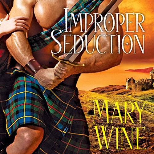 Improper Seduction audiobook cover art