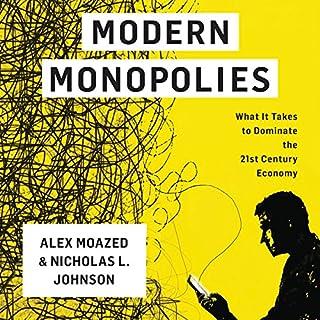 Modern Monopolies cover art