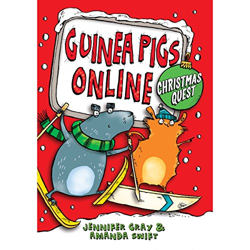 Guinea Pigs Online: Christmas Quest audiobook cover art