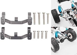 MOTOKU Upgrade Spare Part Metal Pull Rod Seat Sets for WPL B1 B14 B16 B-24 C14 C-24 1/16 RC Car