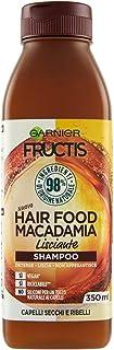 Garnier Fructis Hair Food Macadamia Shampoo Lisicante, 350ml