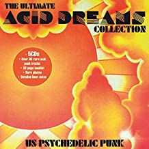 The Ultimate Acid Dreams Collection: US Psychedelic Punk