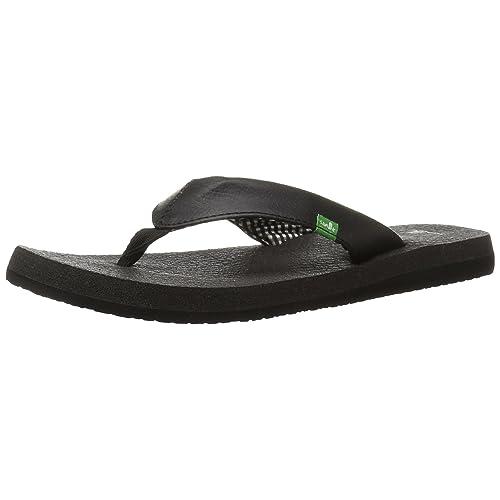 865b5d152 Sanuk Yoga Mat Flip Flops  Amazon.com