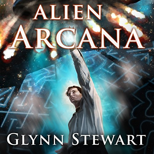 Alien Arcana     Starship's Mage Series, Book 4              De :                                                                                                                                 Glynn Stewart                               Lu par :                                                                                                                                 Jeffrey Kafer                      Durée : 8 h et 51 min     2 notations     Global 4,0