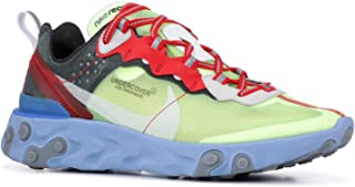 buy popular 4831b 21acf Nike Mens React Element 87 X Undercover Volt University Red-Black