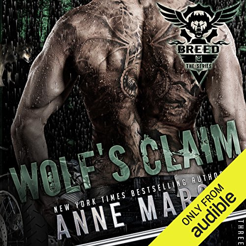 Wolf's Claim audiobook cover art