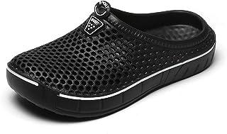 Women Slippers for Men Warm Mules Clogs Garden Shoes Winter Slipper Unisex Non-Slip Flip Flops