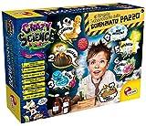 Lisciani Giochi- Crazy Science-Il Grande Laboratorio dello Scienziato Pazzo Gioco per Bambini, Single, Multicolore, 77502