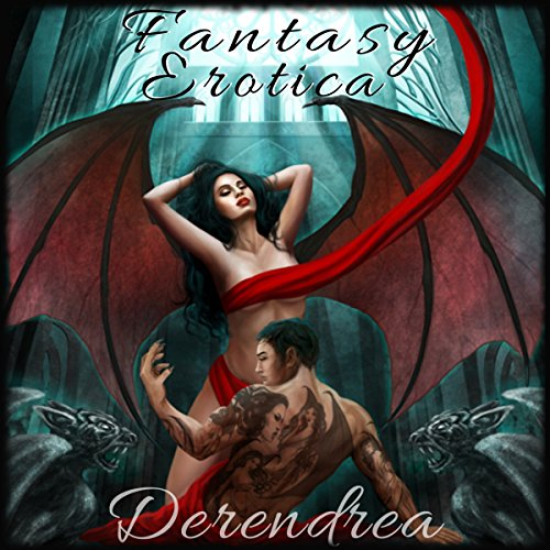 Fantasy Erotica audiobook cover art