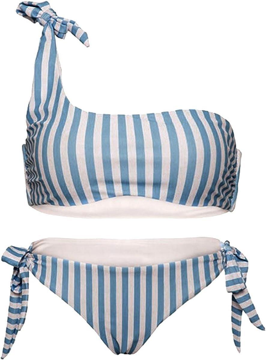 Sherry Women 2 Pcs Triangle Bikini Set Shiny Sequins String Beachwear Srxy Swimsuit