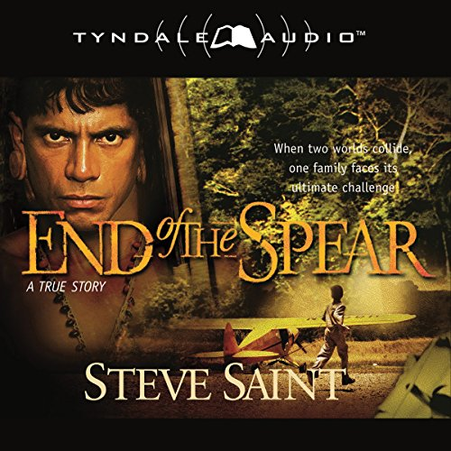 End of the Spear audiobook cover art