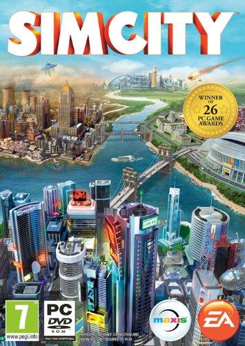 [UK-Import]SimCity Game PC