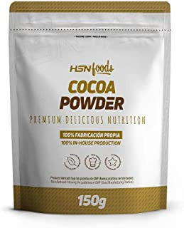 Cacao en Polvo de HSN Foods | 100% Puro, Sin Añadidos |
