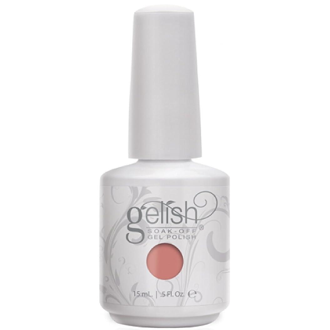 緯度前者辞書Harmony Gelish Gel Polish - Up in the Air-Heart - 0.5oz / 15ml