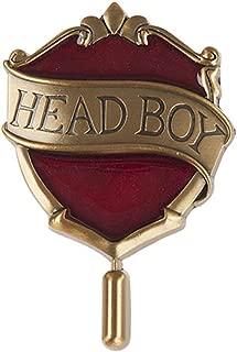 Wizarding World of Harry Potter Gryffindor Head Boy Badge Metal Trading Pin