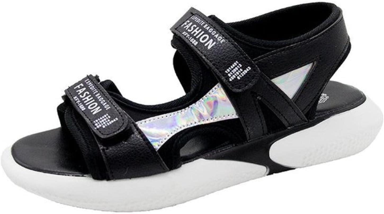 DaVanck Flat Roman Sandals Women Wind Miami Mall 2021 Summer Fashion supreme Sports