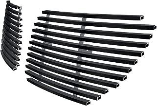 Off Roader Black Stainless Steel eGrille Billet Grille Grill for 04-06 Pontiac GTO Main Upper Insert