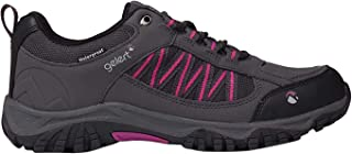 Gelert Mujer Horizon Low Impermeable Caminar Zapatos Exterior Trekking Hiking