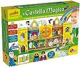 Liscianigiochi-Carotina Il Castello Magico Parlante, Multicolore, 68401...