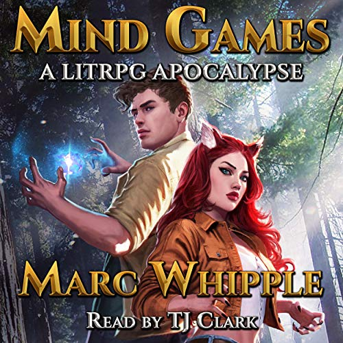 Mind Games Audiobook By Marc Whipple cover art