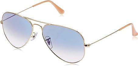 Ray-Ban 0RB3025 Rb3025 Aviator Classic Gradient Gafas de sol unisex para hombre