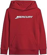 Kid Hoodie Winter Classic Mercury-Marine-Logo-Transparent- Pill Resistant Acation Pullover Hooded Sweatshirt