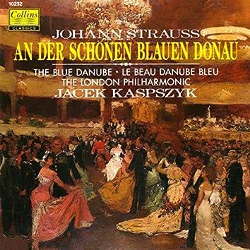 Strauss: The Blue Danube - Die Fledermaus - Radetzky March