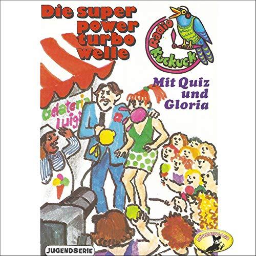 Mit Quiz und Gloria cover art