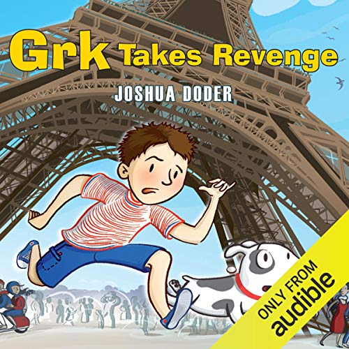 Grk Takes Revenge audiobook cover art