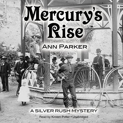 Mercury's Rise audiobook cover art