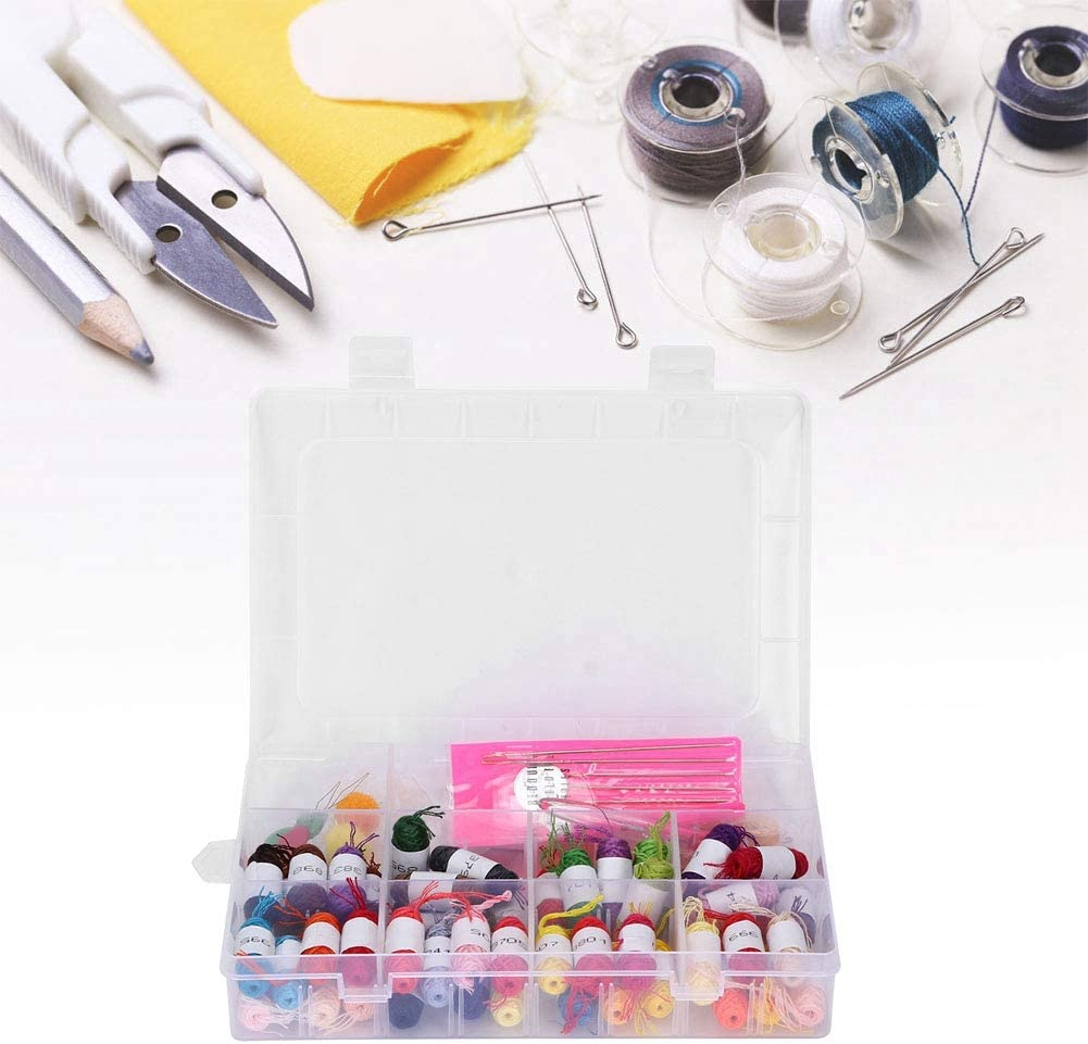 Socobeta Cheap All items in the store super special price Sewing Kit Thread DIY Embroid Embroidery Set